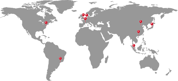 3dMatrix Headquarters Map