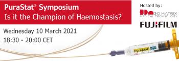 PuraStat Symposium: Is it the Champion of Haemostasis