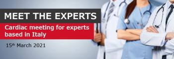 Meet the Experts Series: Italian Cardiac Surgery Meeting
