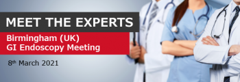 Meet the Experts Series: Birmingham UK GI Meeting
